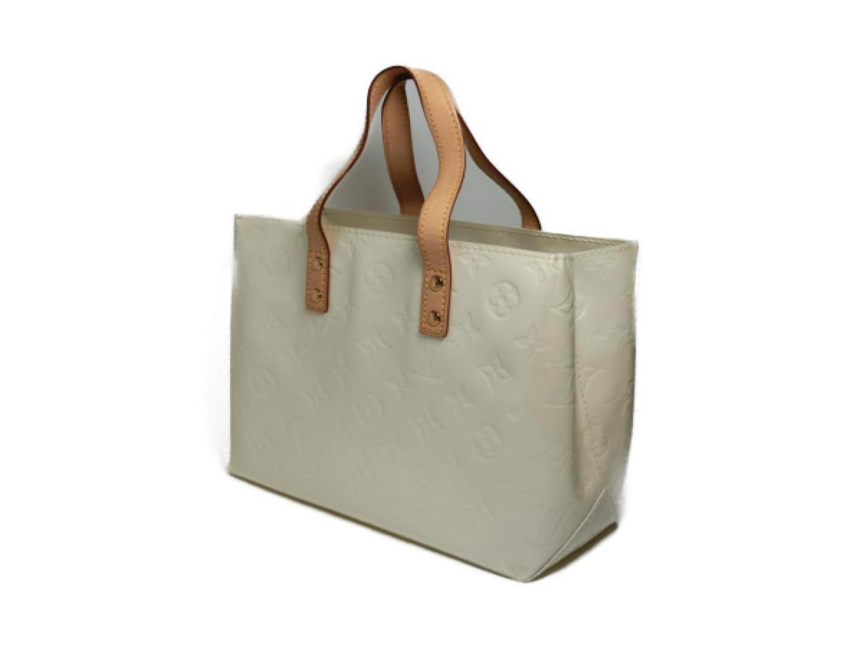 40b63f19a6 Lyst - Louis Vuitton Auth Lead Pm Handbag M91336 Vernis Leather ...