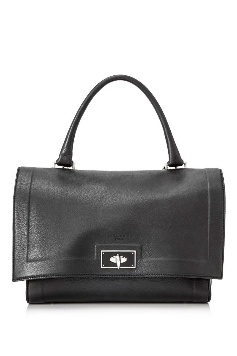 Givenchy Pre-owned - Shark leather crossbody bag 7wRViNrQd