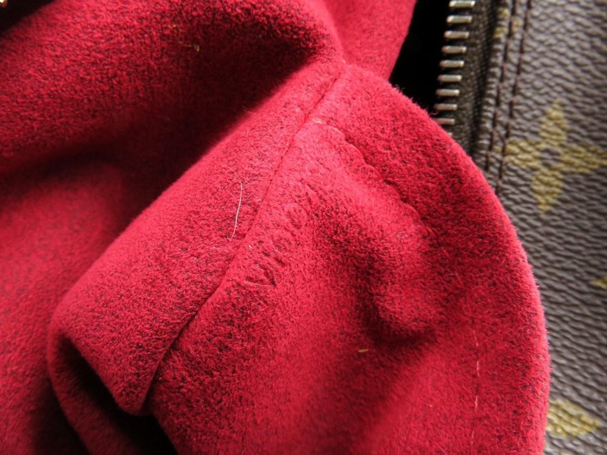 5c4909bb6328a Lyst - Louis Vuitton Monogram Croissant Gm Shoulder Bag Brown M51511 ...