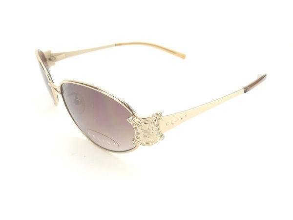 6790fce176b7 Lyst - Céline Sunglasses Macadam Mark Womens Used L761 in Brown