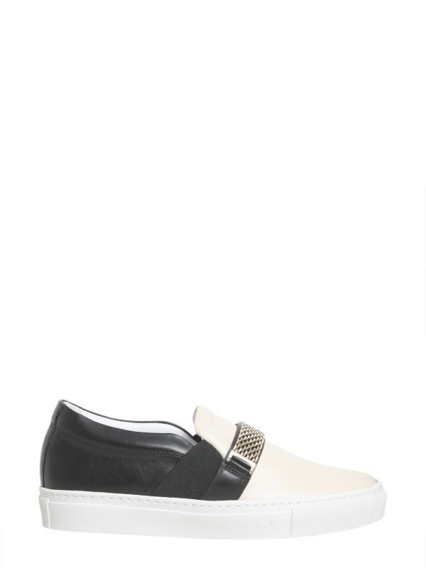 Sneakers for Women On Sale, White, Leather, 2017, 2.5 Lanvin