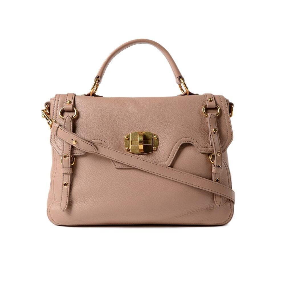Lyst - Miu Miu Shoulder Bags 770 Cammeo in Pink 0f5e9ad929d0a