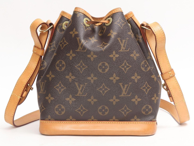a02dc6e1c9a5 Lyst - Louis Vuitton Noe Bb Shoulder Drawstring Bag M40817 Monogram ...