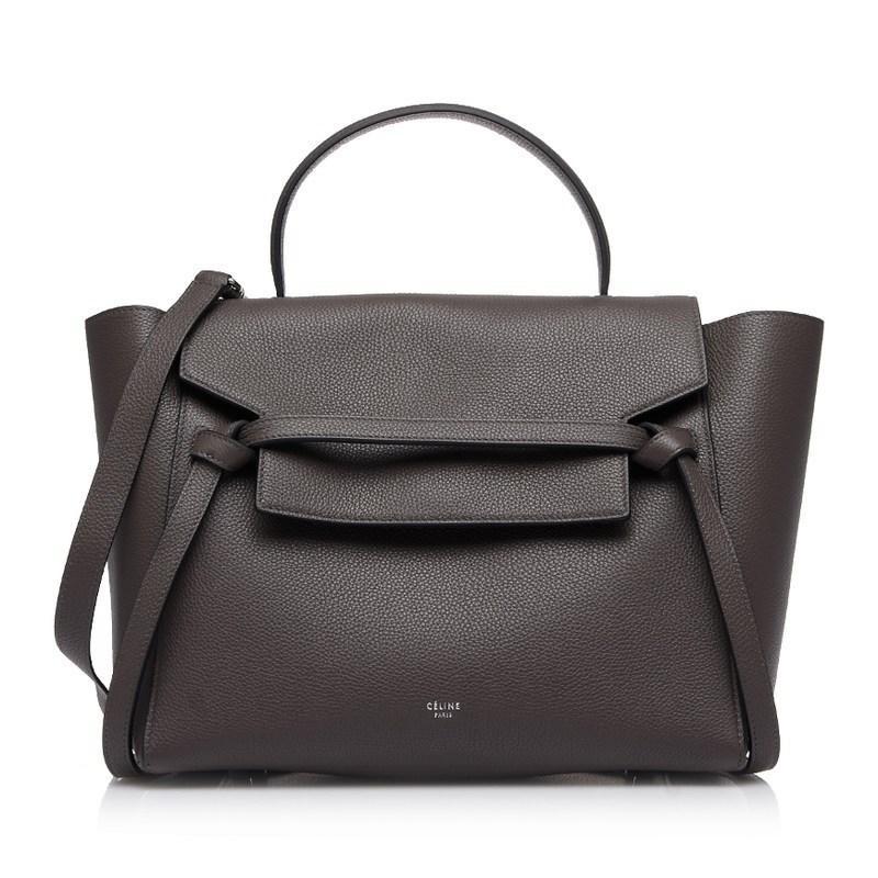 Lyst - Céline Mini Belt Bag in Brown 9168ebdec4252
