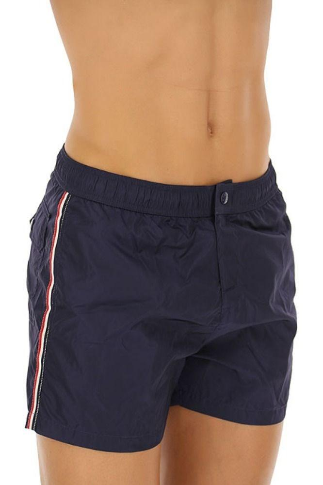 eefef6a0f Lyst - Moncler Genius Men's 0073253326764 Blue Polyamide Trunks in ...