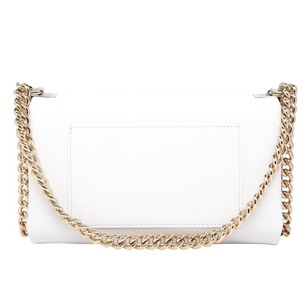 17a530b297 Versace - Palazzo Cross-body Bag White - Lyst. View fullscreen