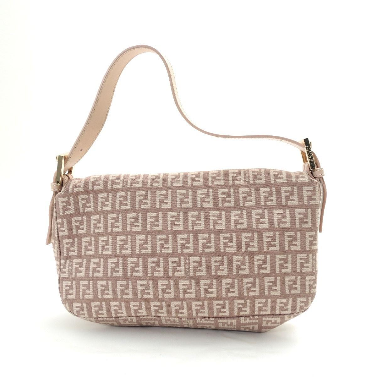 897eef9a2e7b2 ... coupon code for lyst fendi canvas one shoulder bag zucchini shoulder  bag in natural 8b31b 6cd2b ...