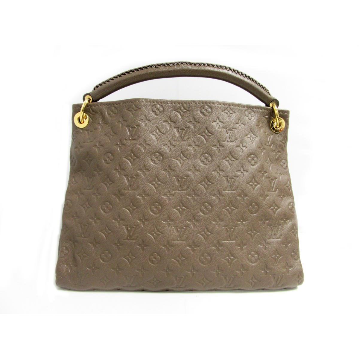 7b0b7860a0b1 Lyst - Louis Vuitton Artsy Mm Shoulder Bag M94171 Monogram Empreinte ...