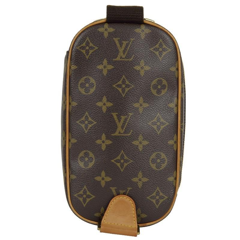 Lyst - Louis Vuitton Pochette Gange Shoulder Body Bag 2way Monogram M51870  Mens Brown Recommendation  pre-owned  in Brown for Men dde0f8c2c5