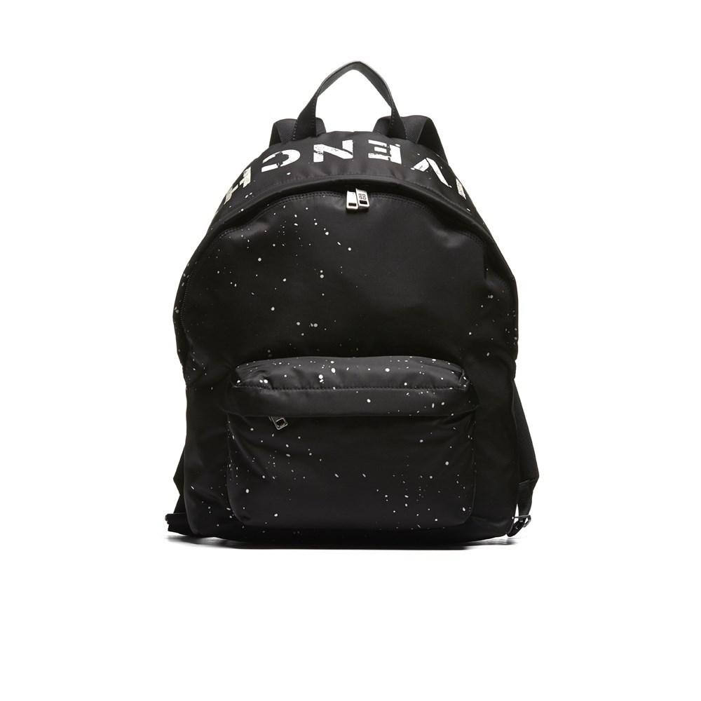 2d2e55b2a9 Lyst - Givenchy Backpacks Nero Bianco in Black for Men