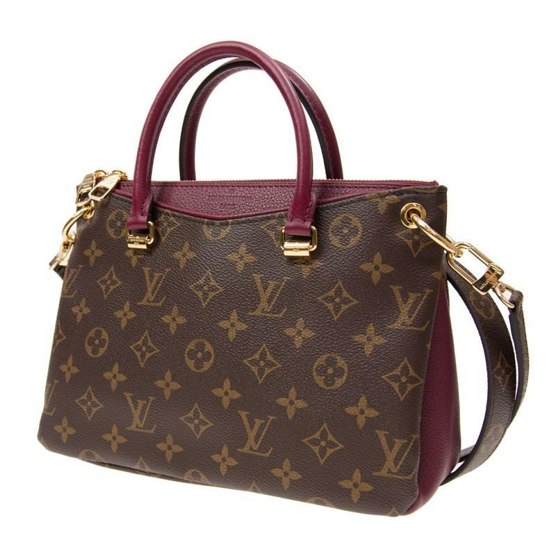 fd3178de7b53 Lyst - Louis Vuitton Authentic New Handbag M42961 Leather Brown in Brown