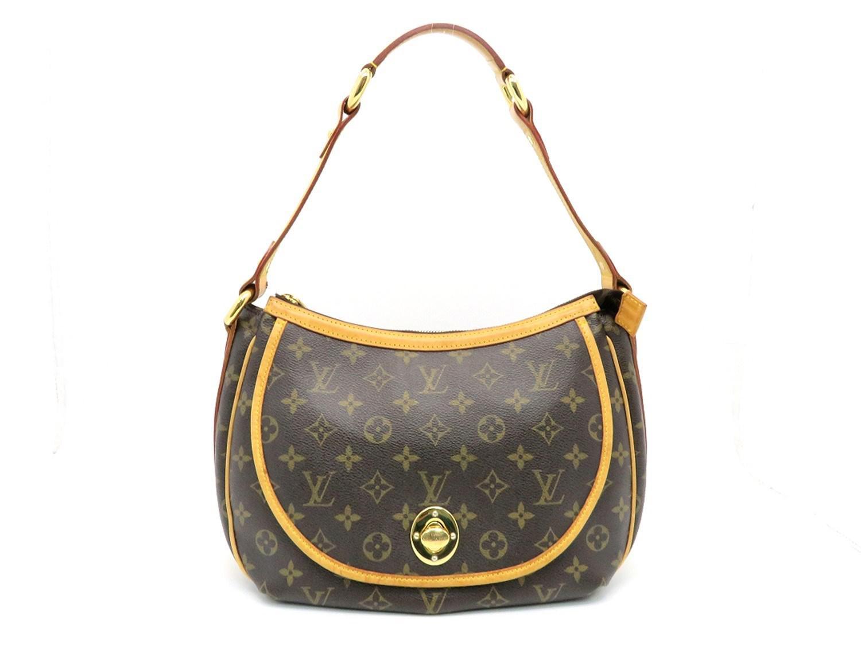 3795e4e2e3e0 Lyst - Louis Vuitton Tulum Pm Shoulder Bag Monogram Brown M40076 ...