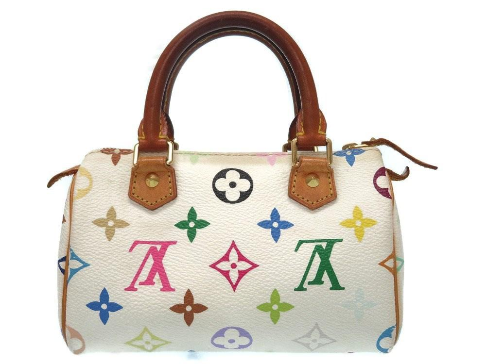 c0d5b45607f3 Louis Vuitton Monogram Multicolore Bag Reference Spotted Fashion. Louis  Vuitton White Purse With Bow Best Image Ccdbb