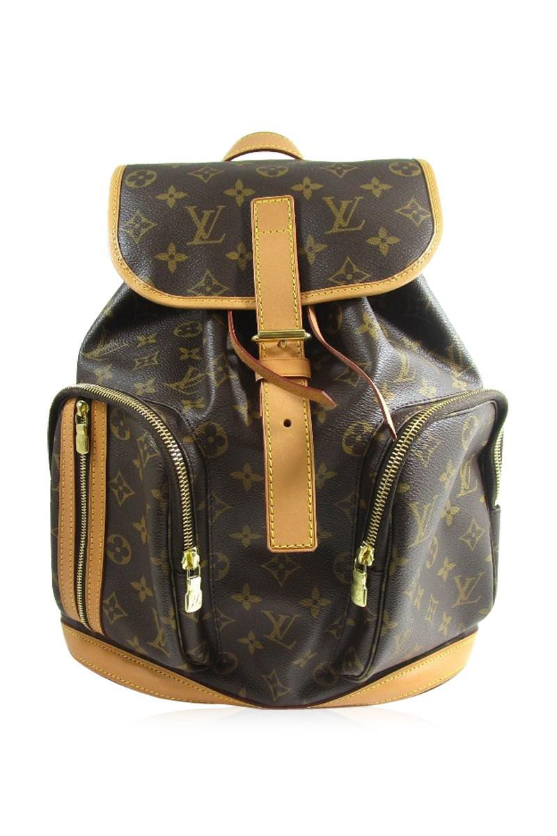5adc268bc828 Lyst - Louis Vuitton M40107 Sac A Dos Bosphore Backpack · Daypack ...