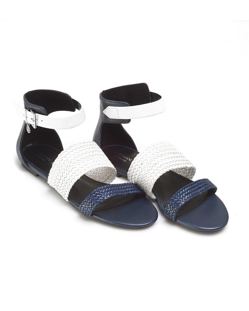 Woven Strap Shoes