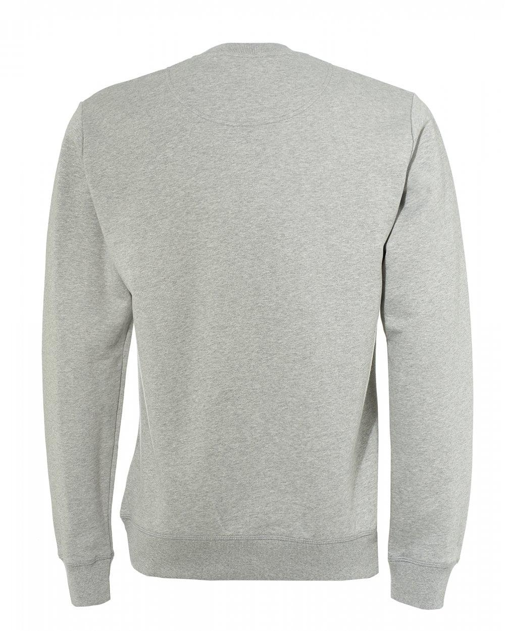 f7f861e15 Lyst - KENZO Tiger Head Sweatshirt, Pearl Grey Icon Sweat in Gray for Men -  Save 18.983050847457633%