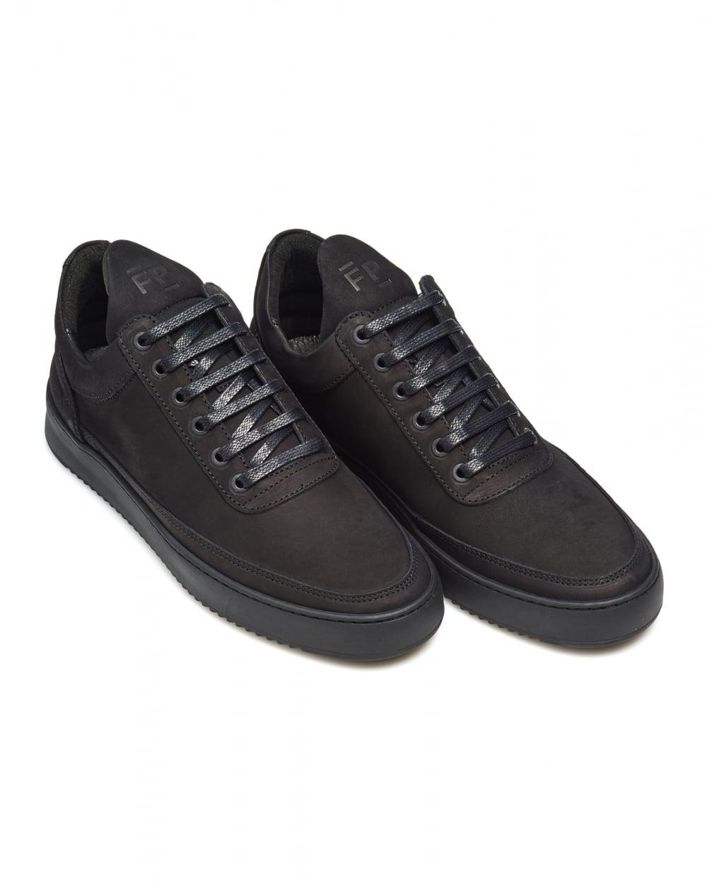 RIPPLE - Sneaker low - black