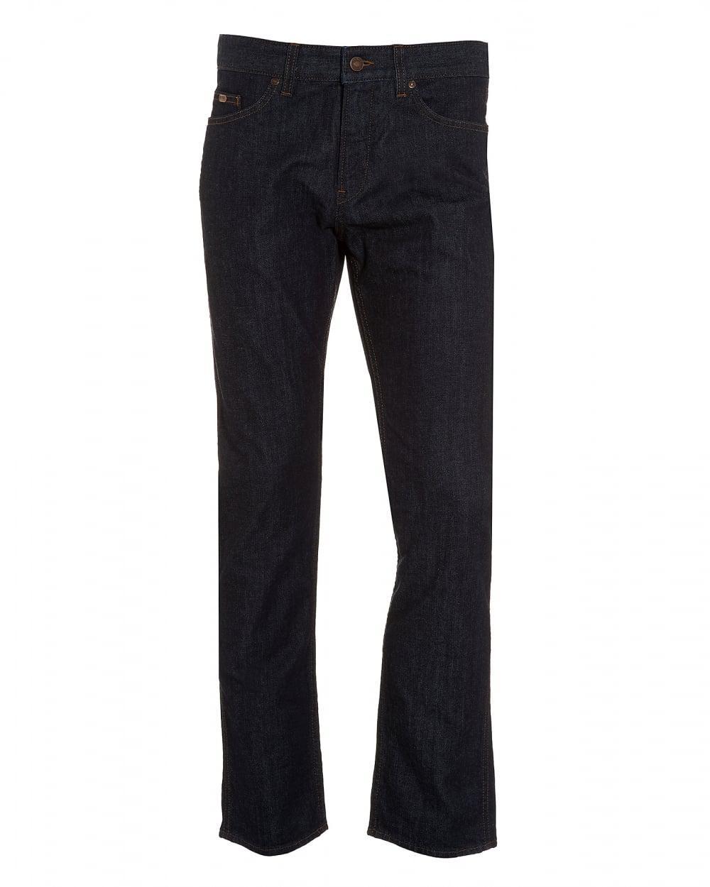 38d0171fc BOSS C-delaware1 Jean, Slim Fit Dark Indigo Jeans in Blue for Men - Lyst