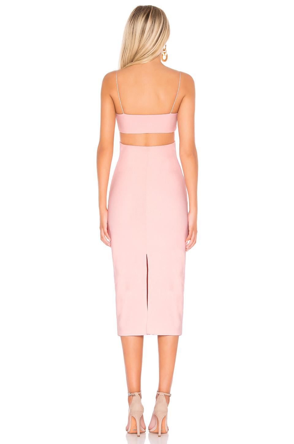 Bec and bridge cut out bodycon dress