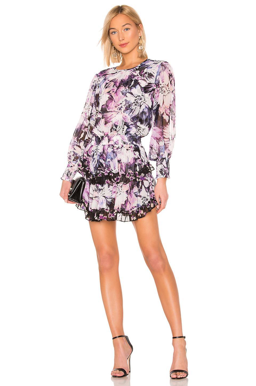 1efcc69f55 MISA. Women's Purple Camila Dress. £295 From REVOLVE