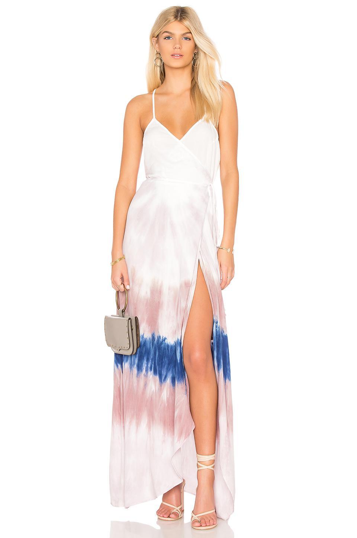 d7081d2eb9 Lyst - Young Fabulous & Broke Lorelai Dress in Blue