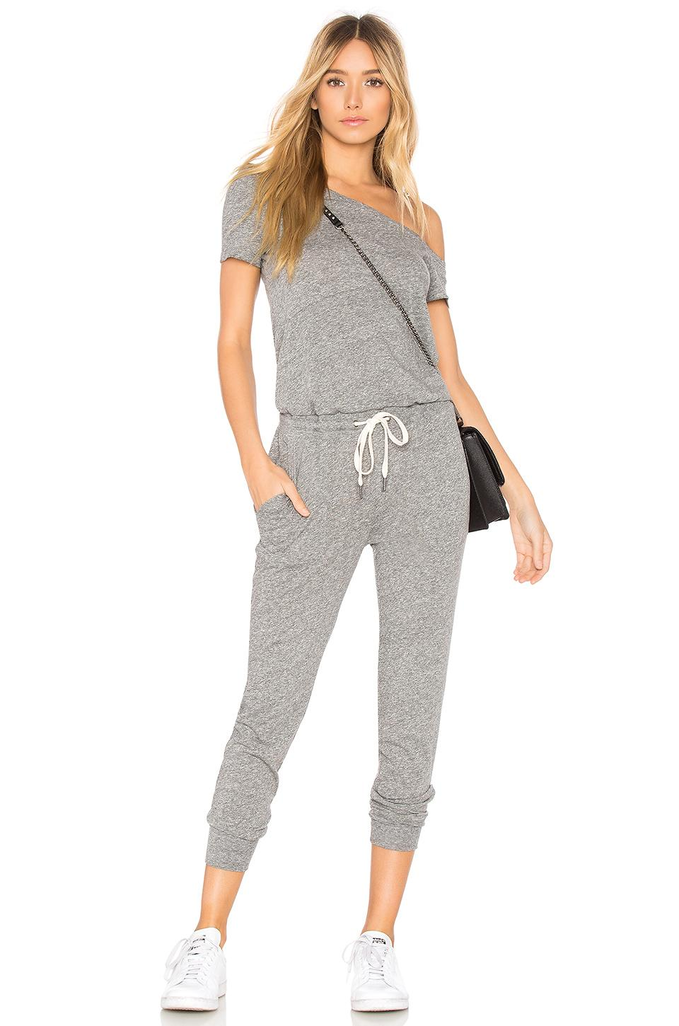 5962abf72f2a Lyst - n PHILANTHROPY Britton Jumpsuit in Gray