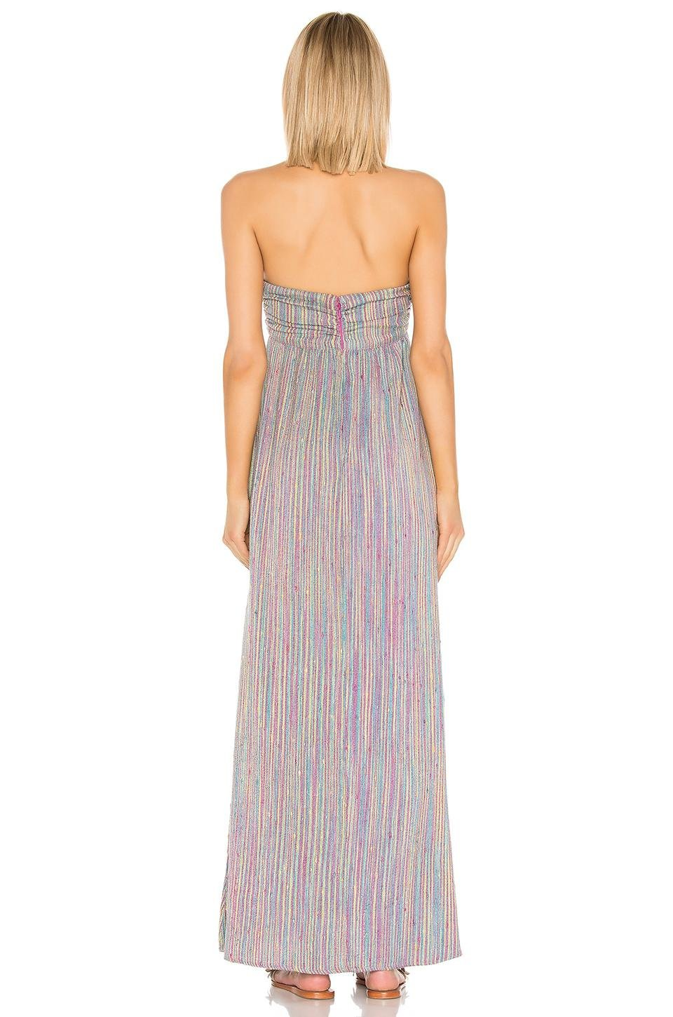 6817af4a81e8 MAJORELLE - Multicolor Vienna Maxi Dress - Lyst. View fullscreen