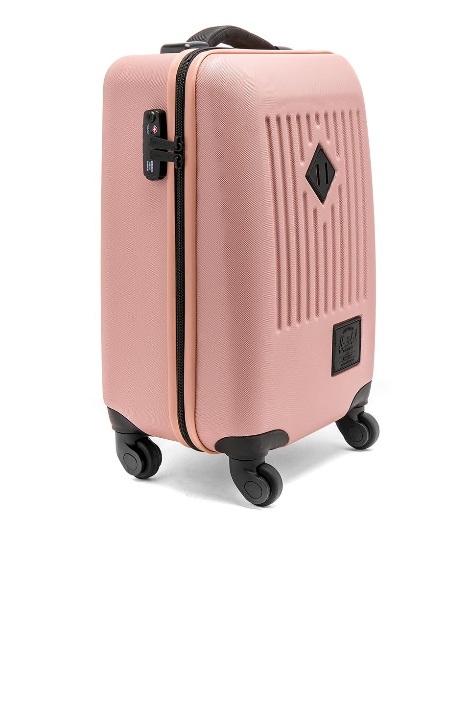 eb18a72c83 Herschel Supply Co. - Pink Trade Carry-on Suitcase - Lyst. View fullscreen
