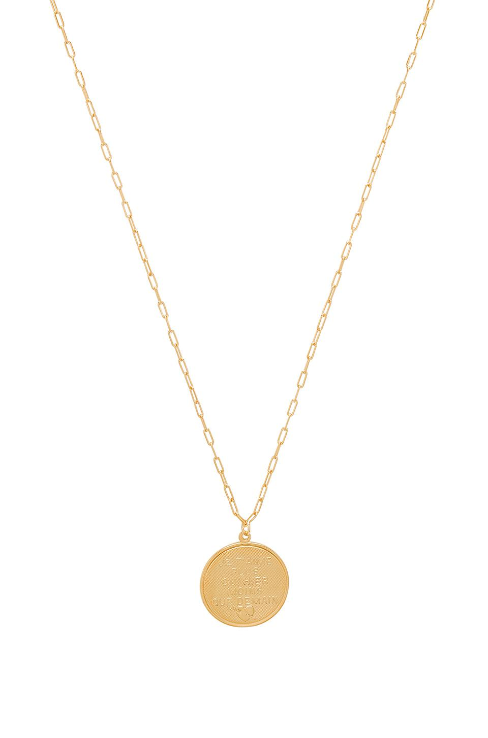 Mariner Double Necklace in Gold Joolz by Martha Calvo QQwFyMsH