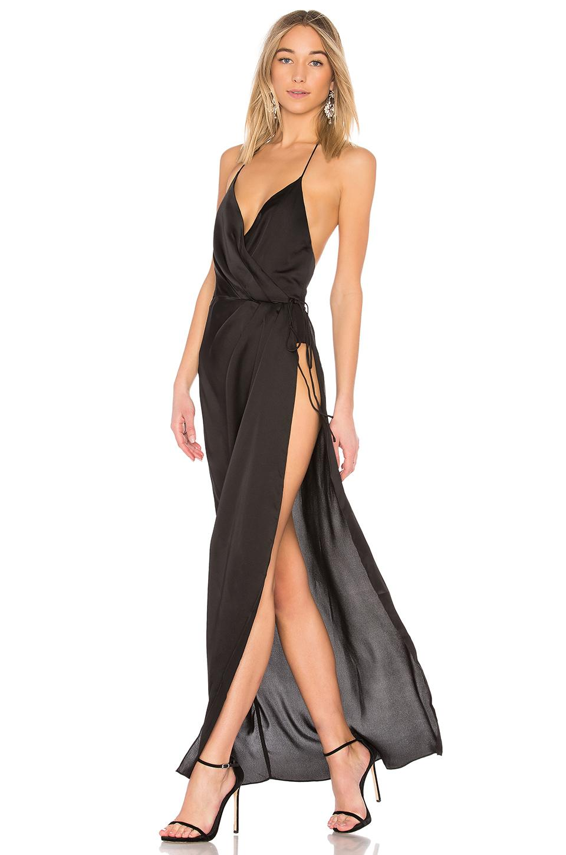 NBD Heather Embellished Dress in Black, #Sponsored, #
