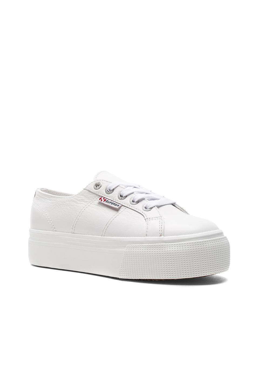 a4160af85c33 Superga - White 2790 Fglw Sneaker - Lyst. View fullscreen