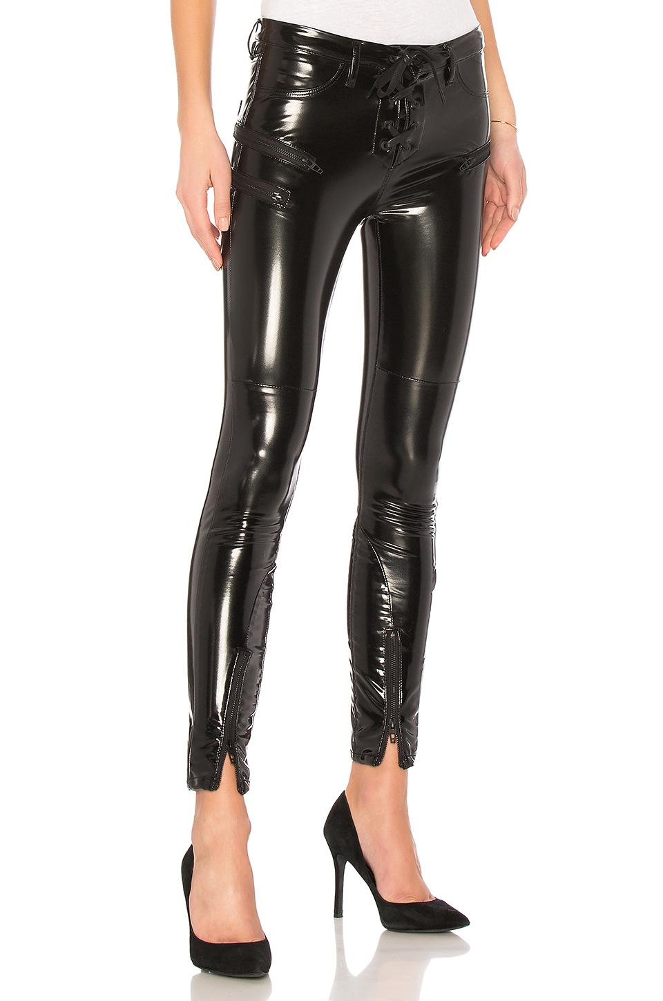 c99c3e65bc68d Blank NYC Smoke And Mirrors Pant in Black - Lyst