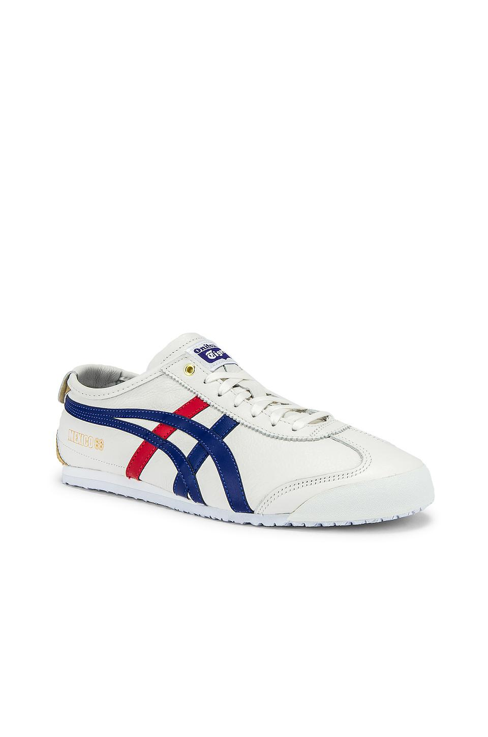 on sale c8bad e64f1 Onitsuka Tiger Mexico 66 in White for Men - Lyst