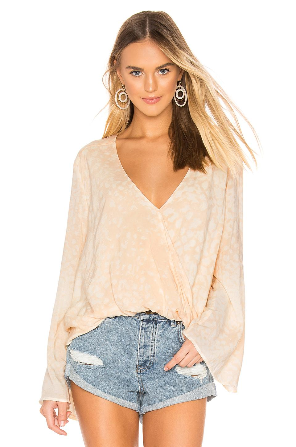 92fd212eab Blue Life Haley Top in Natural - Lyst