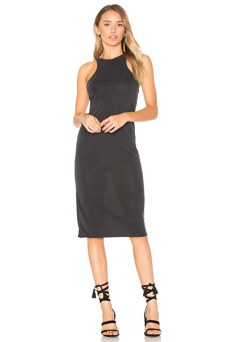 Project social t Becky Dress in Gray