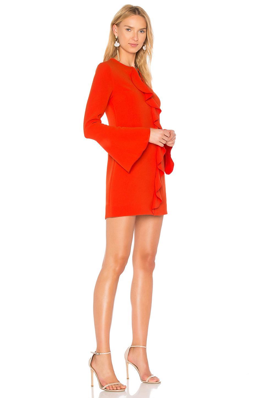 Rachel zoe Monner Dress in Red