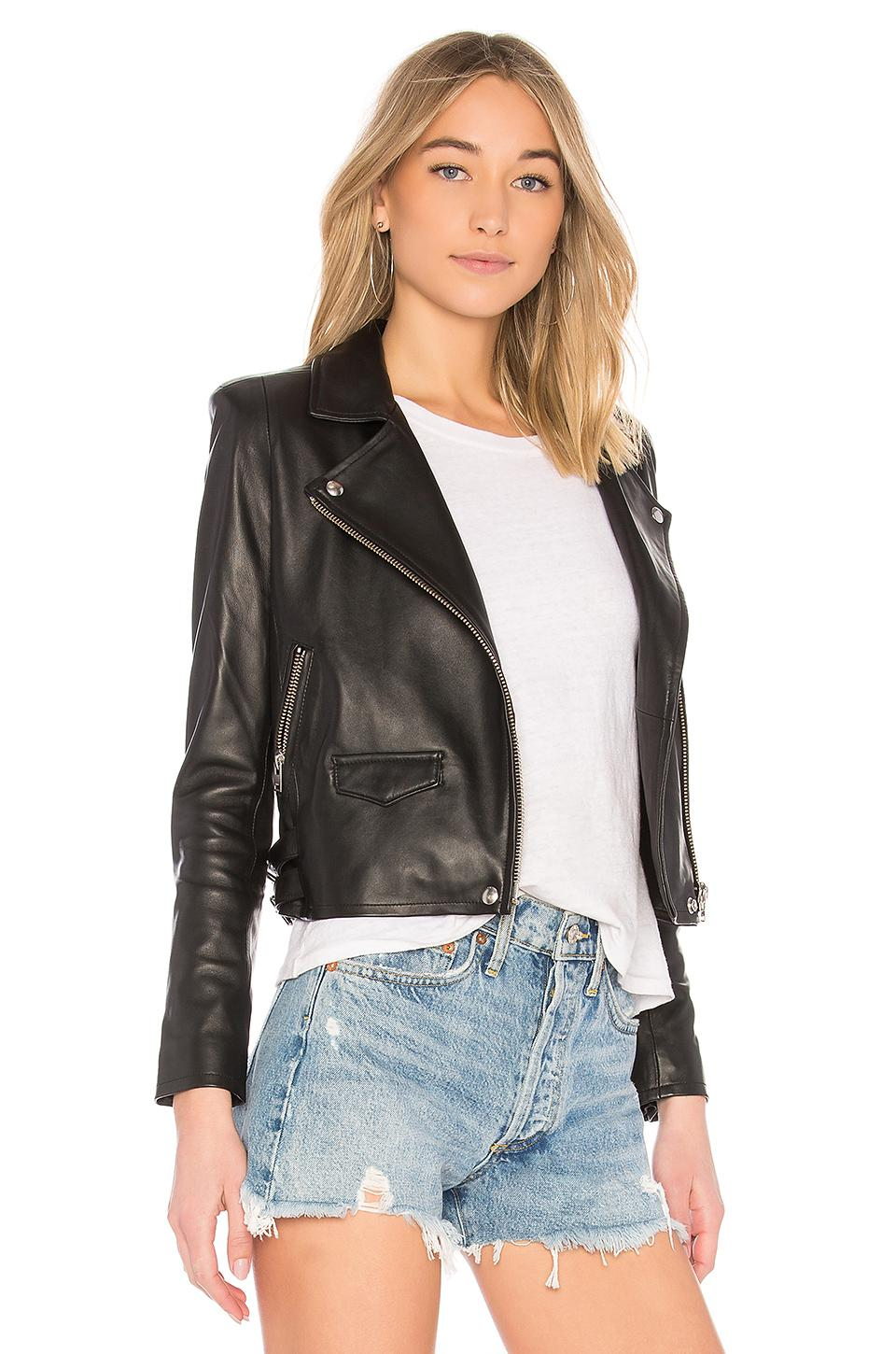 Clearance Low Price Anil Leather Jacket Iro Best Store To Get Purchase Your Favorite  Clearance Shopping Online 7x9RgVfs