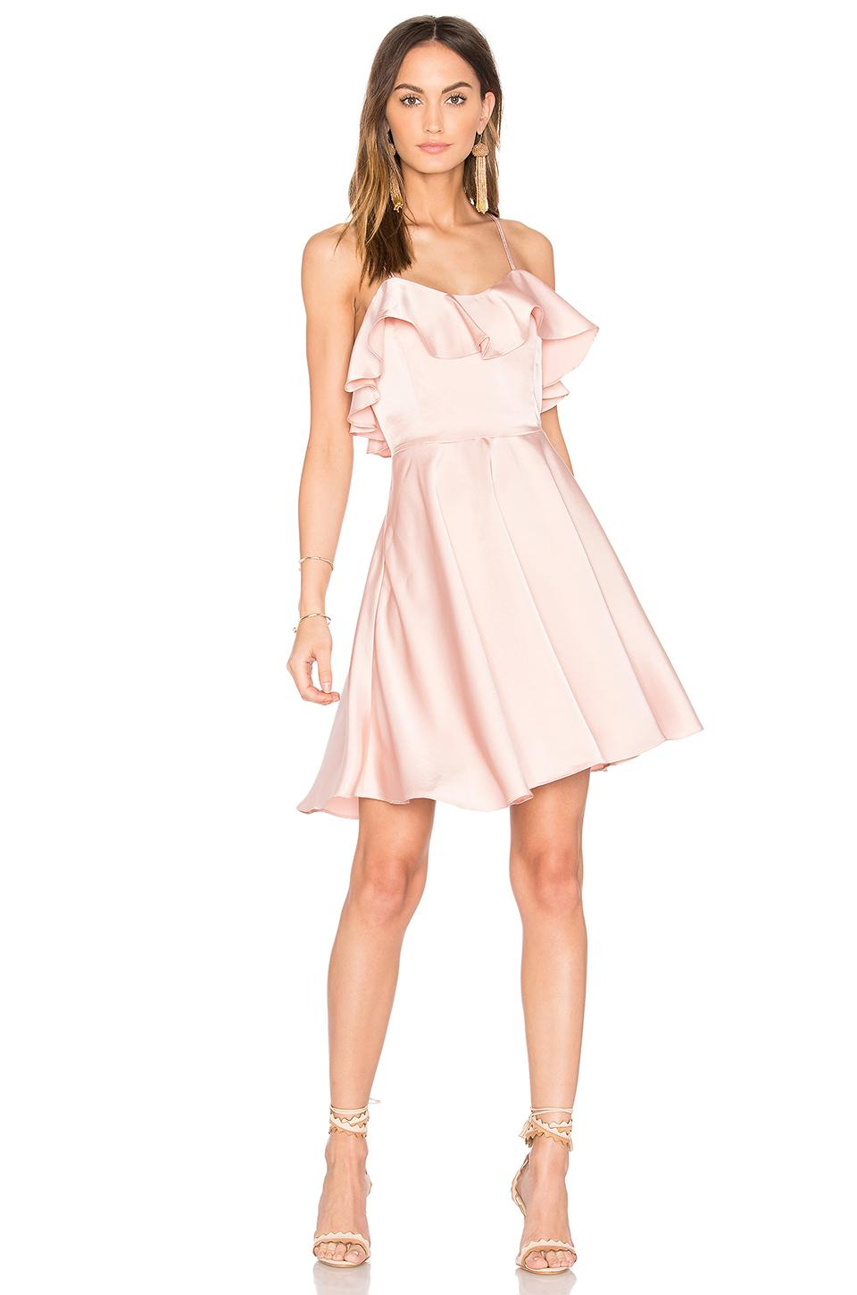 Womens Fit and Flare Brocade Dress endless rose wL3nGg