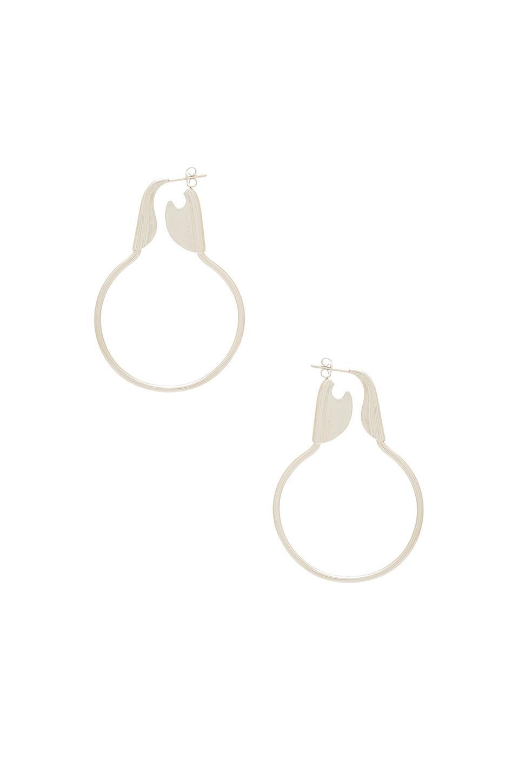 Brooklyn Earrings in Metallic Gold Joolz by Martha Calvo FEbnV6
