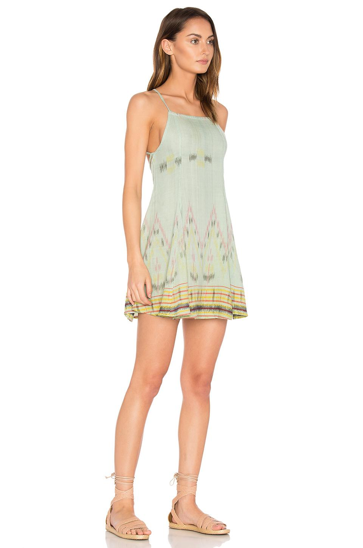 5d762922608 Lyst - Cleobella St. Kitts Mini Dress