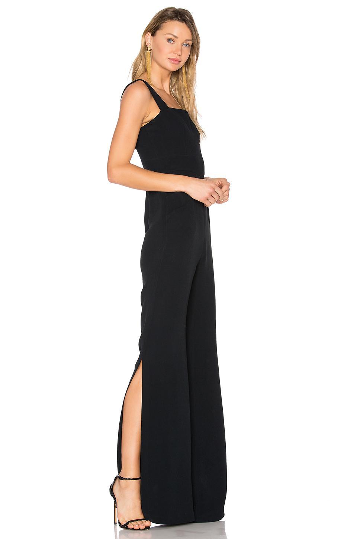 ea367c27488a Lyst - Alexis Juno Jumpsuit in Black