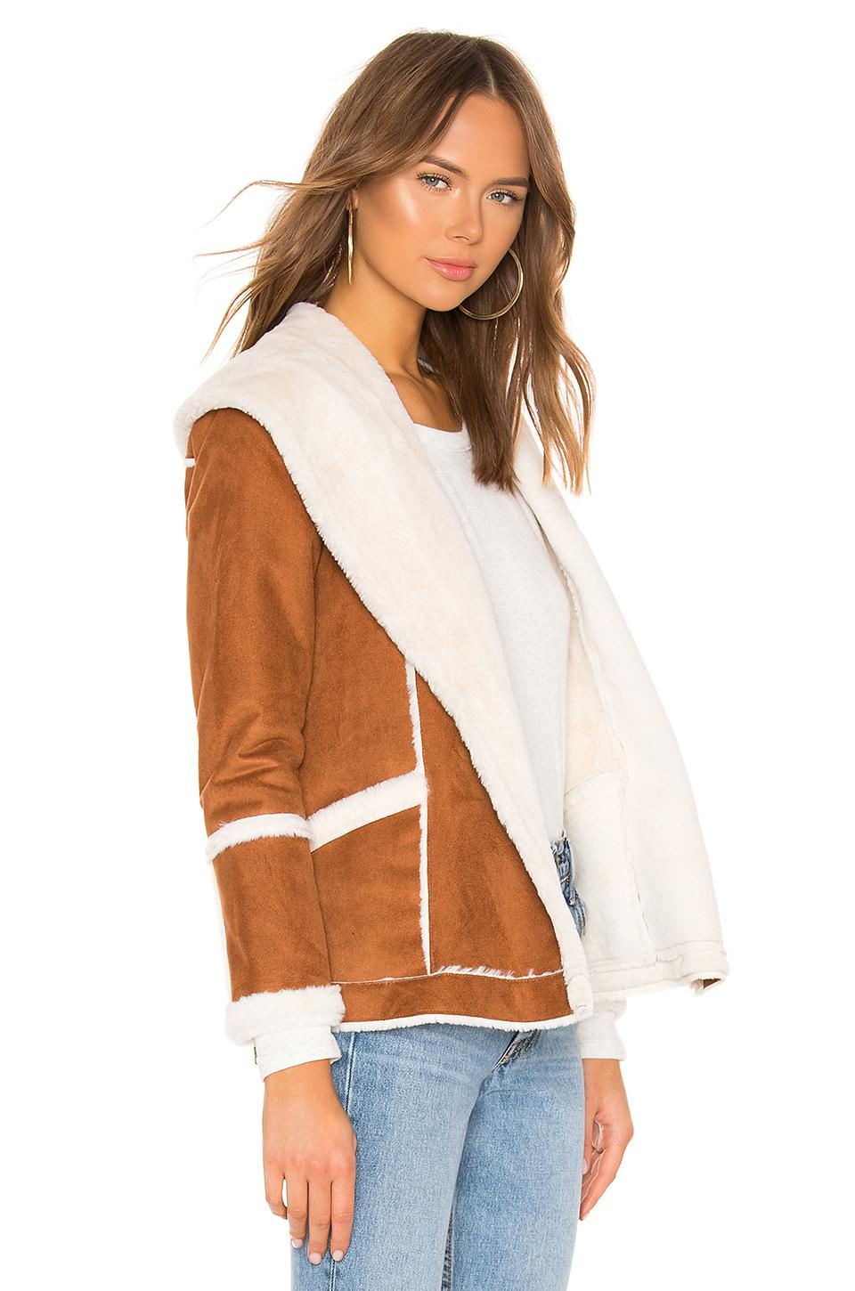 Chaser Lined Suede Jacket