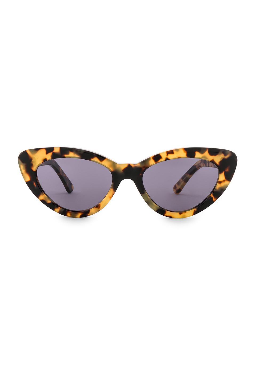 2e7a825569 Gafas de sol pamela en color marrón Illesteva de color Gris - Lyst