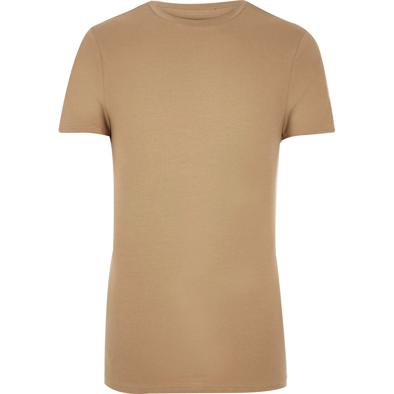 River Island Longline T Shirt