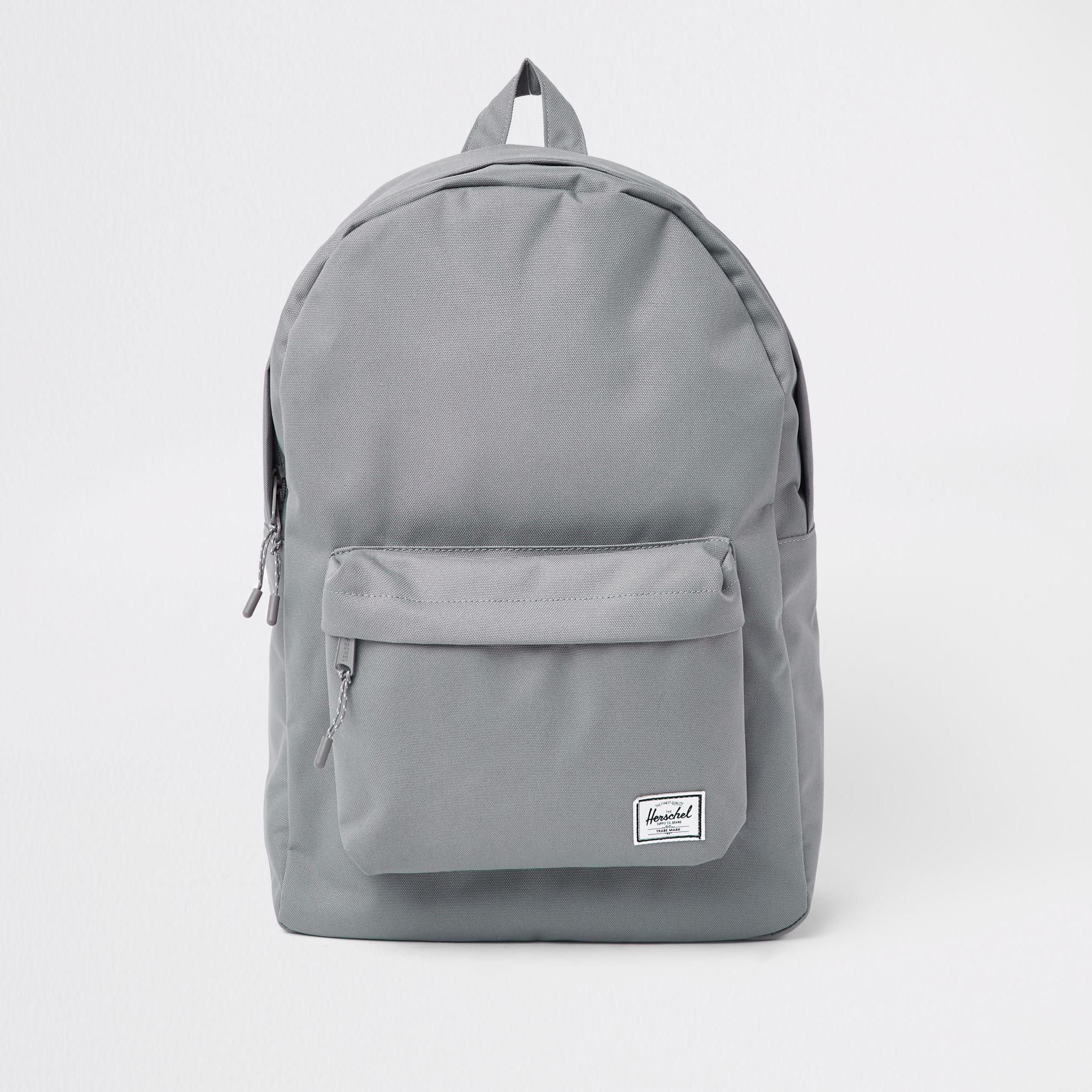 Herschel Supply Co. Classic Backpack in Gray for Men - Lyst 6fe26a8b506f9