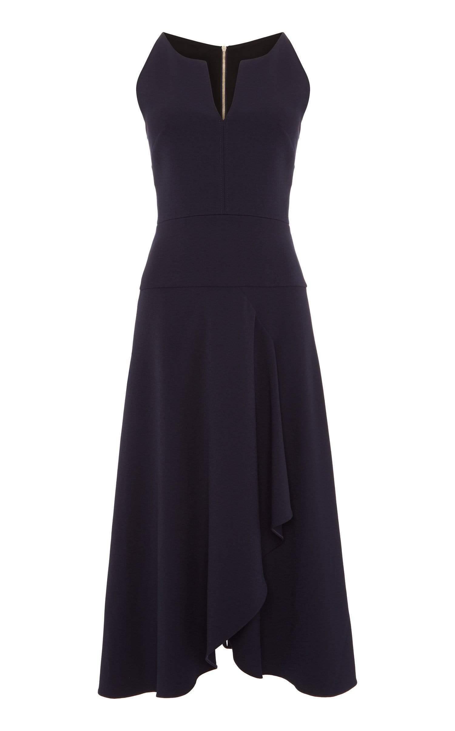 b452cb4683 Roland Mouret - Blue Jackson Dress - Lyst. View fullscreen