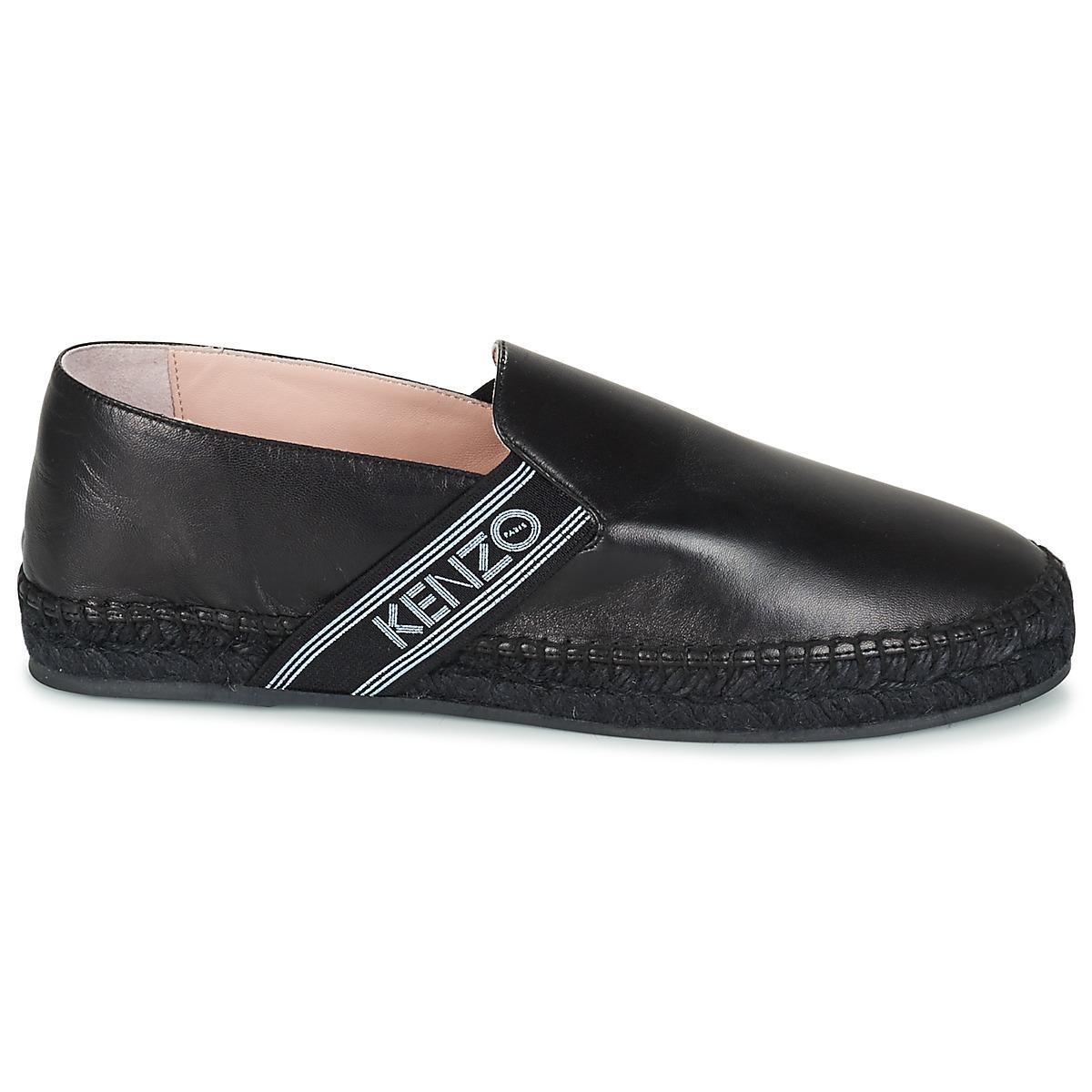 965e6d906 KENZO - Black Kapri Espadrilles / Casual Shoes - Lyst. View fullscreen