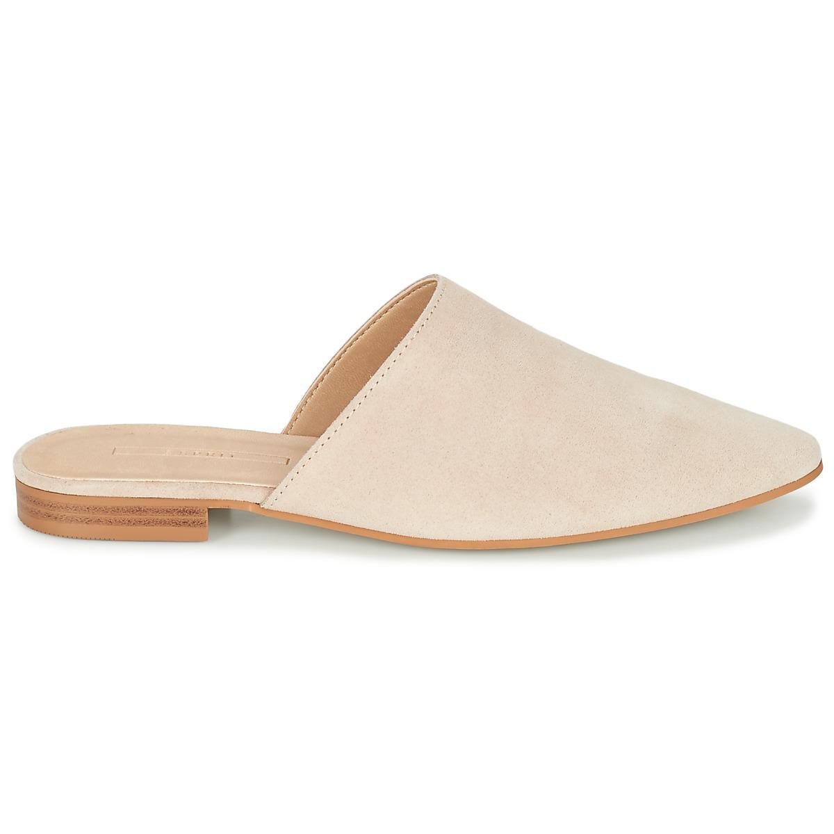ebd4c008392 Esprit Amaris Slide Mules   Casual Shoes in Natural - Lyst