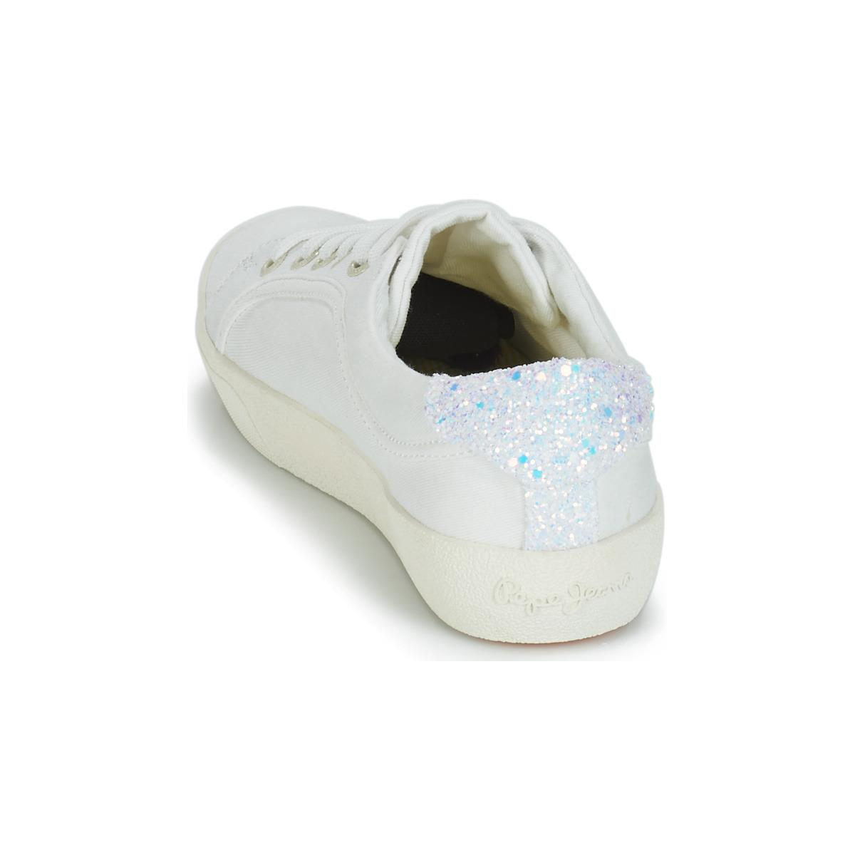 875de6beb08 Pepe Jeans Rene Surf Shoes (trainers) in White - Lyst