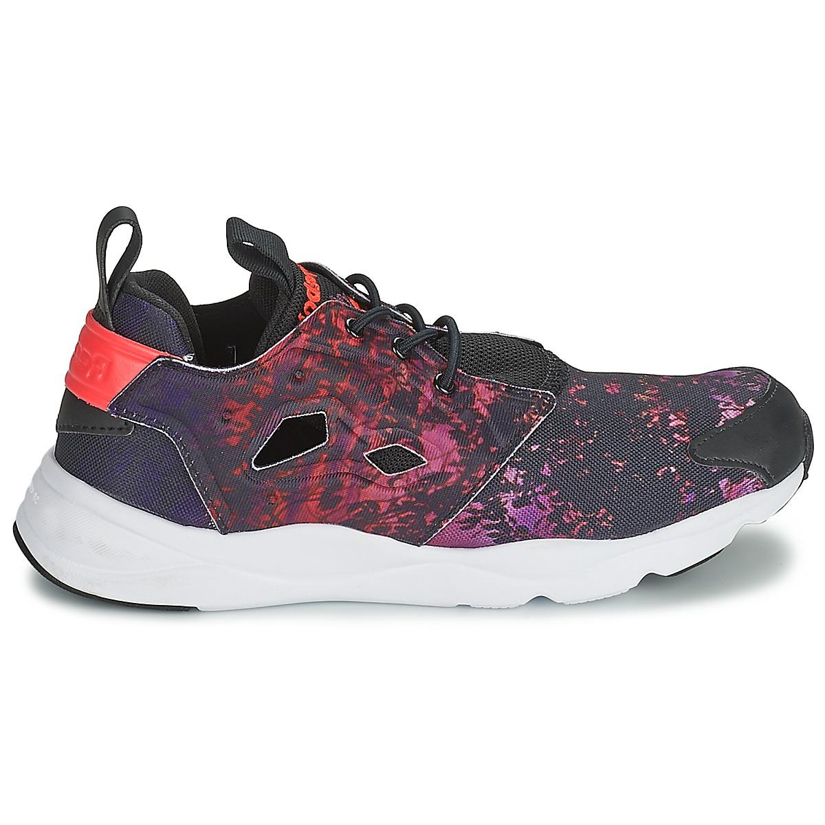 Reebok - Furylite Sr Women s Shoes (trainers) In Black - Lyst. View  fullscreen ac5e43e83